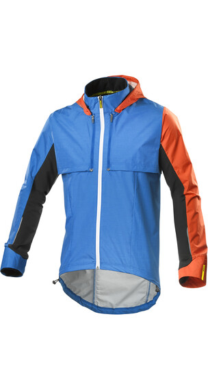 Mavic Crossmax Ultimate Convertible - Veste Homme - bleu